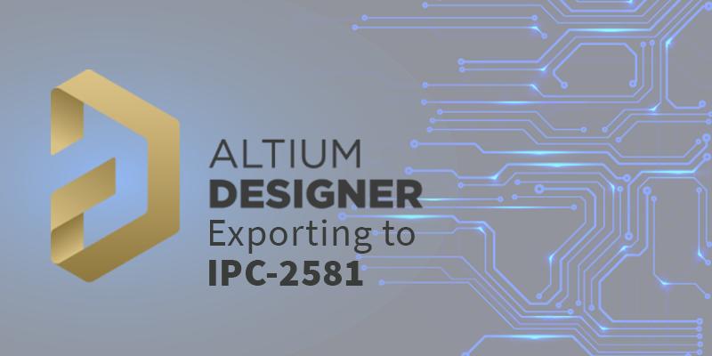 ALTIUM-export-to-ipc2581