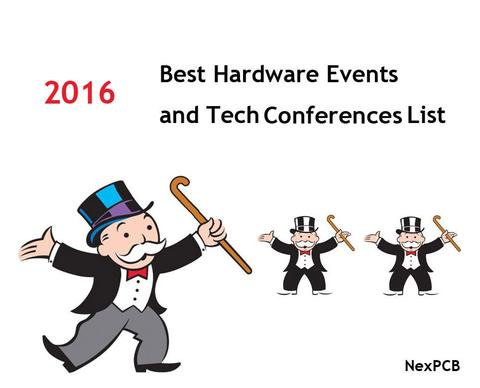 best hardware events and techconference list