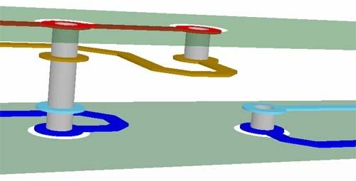 blind via - printed circuit board concepts PCB