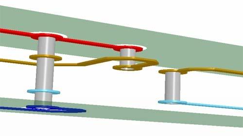 burried via - printed circuit board concepts PCB