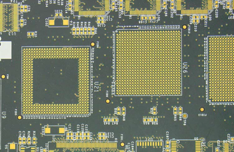 A PCB With ENIG Coating