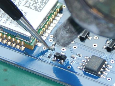 How to assembly PCB in house 17