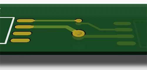 vias - printed circuit board concepts PCB