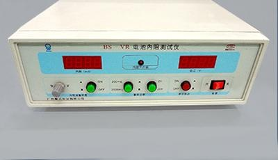 Battery Internal Resistance Tester