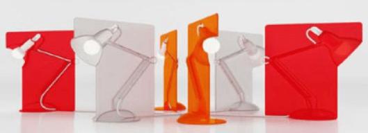 PC plastic lamps