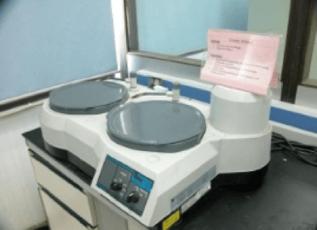 Solder joint slicing machine