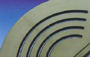Weld line on plastic production