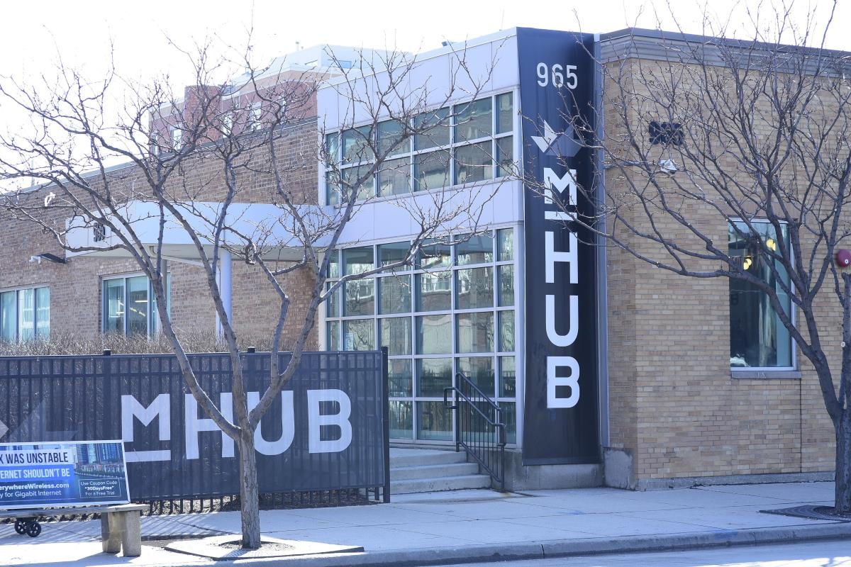 mHub-exterior