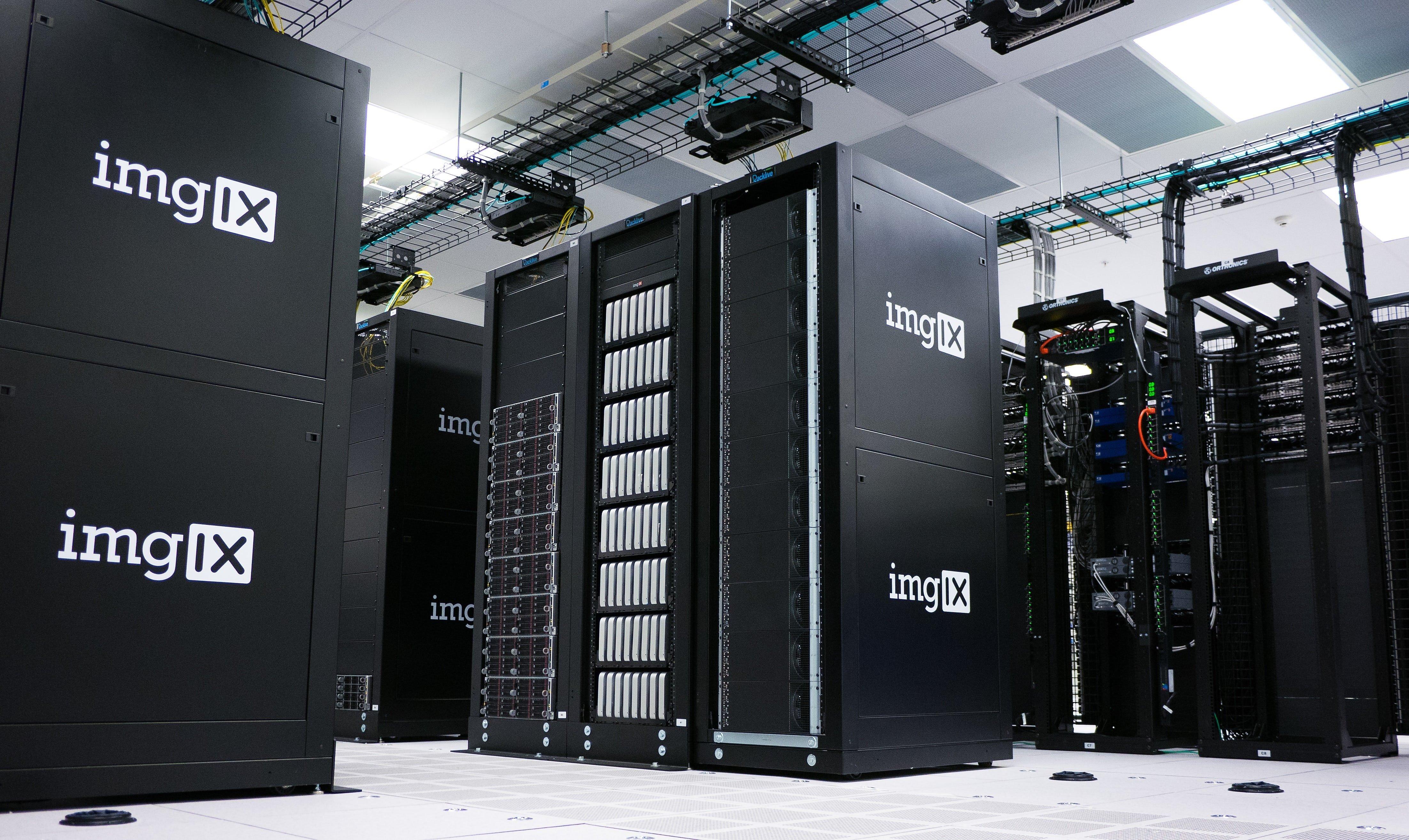 imgix data center