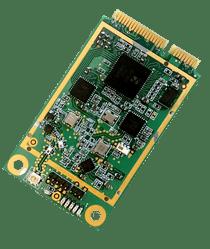 mPCIe smart gateway card