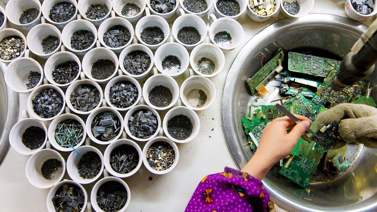 recycling pcb