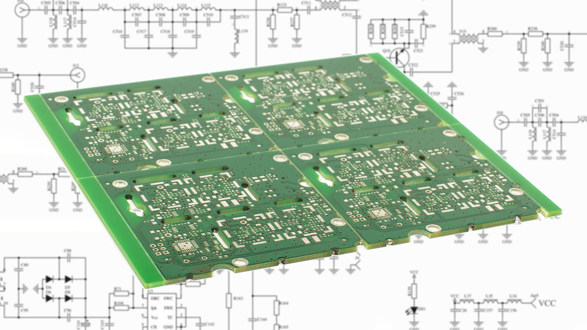 pcb-schematic-to-layout